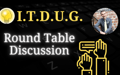 ITDUG 2020.10 Round Table Discussion