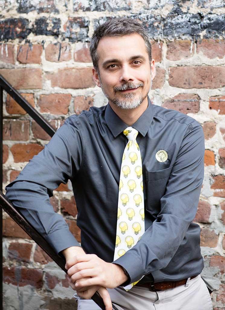 Allen Bio Photo