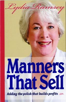 Manners that Sell buy Lydia Ramsey book